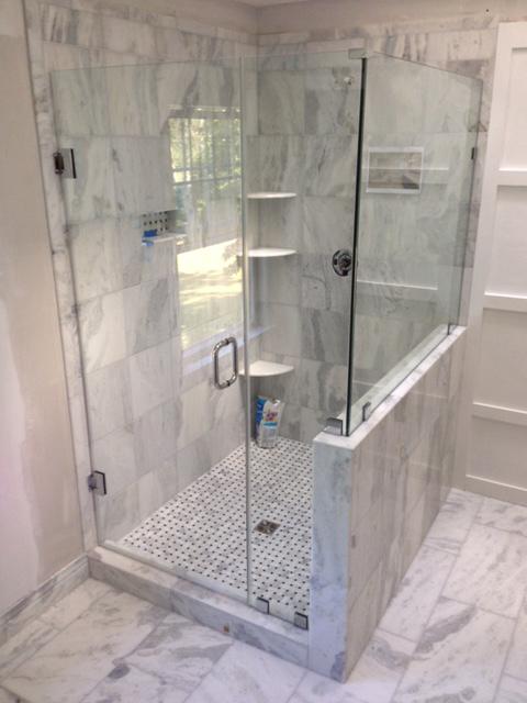 Custom Shower Doors Frameless Enclosures Montgomery Co Md