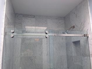 Custom Glass Shower Doors Enclosures Gallery Montgomery Co