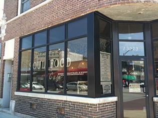 Custom Glass Storefronts Montgomery Co Md Dc Va Interior